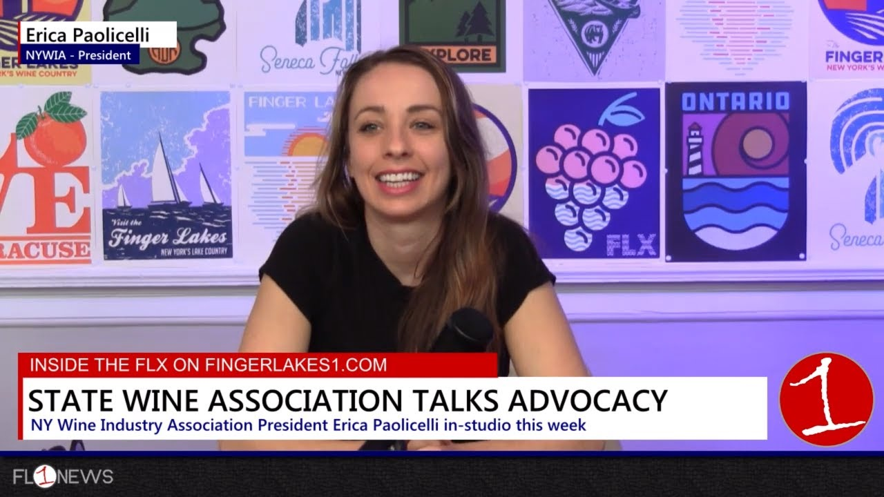 Discussing the New York Wine Industry Association .::. Inside the FLX 5/30/19