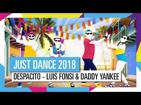DESPACITO - LUIS FONSI & DADDY YANKEE / JUST DANCE 2018 [OFFICIAL] HD