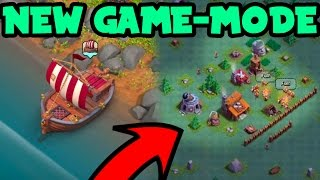 NEW BUILDER VILLAGE IN CLASH OF CLANS!!! - GEM MINES AND NEW HERO? - NEW UPDATE 2017