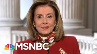 Pelosi: Trump's Debt Shown In Tax Records Poses A 'National Security Question' | MSNBC