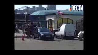 Знаменитая афера киевских таксистов на жд-вокзале