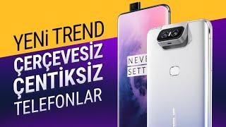 Ekran Gövde Oranı En Yüksek, Çerçevesiz, Çentiksiz Telefonlar 2019 | Akıl Defteri