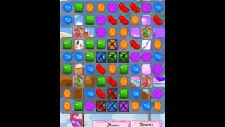 Candy Crush Level 1634 First Mobile Version