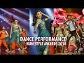 Dance Video at Pakistani Award Show On Bollywood Songs of Indian Movies