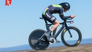 Faster Time Trialing with Justin Rossi