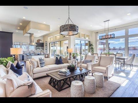 Plan 1B Home For Sale SW Las Vegas | $721K | 3,107 Sqft. | 3 Bed | 3 Bath | 4 Car | Casita | RV