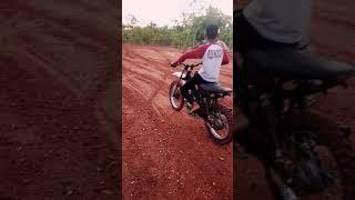 Setting Jupiter 110cc grasstrack