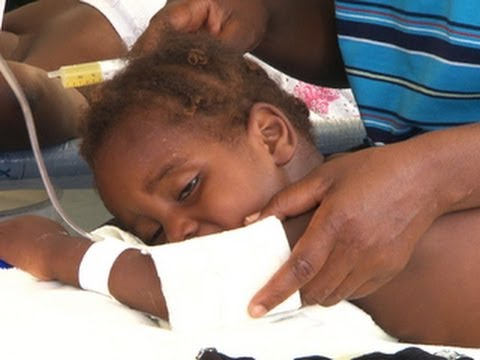 Haitians seek billions from U.N. over cholera outbreak