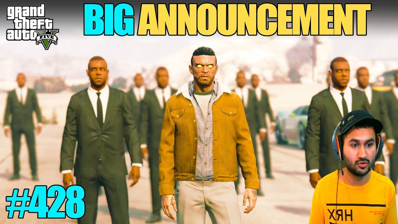 Download BIG ANNOUNCEMENT OF TREVOR | SPECIAL SERIES GTA 5 GAMEPLAY #428
