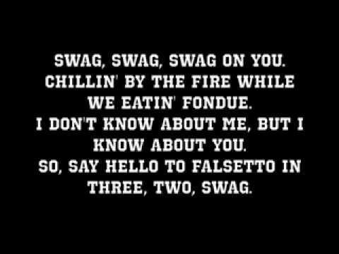 Pop Danthology 2012 - Mashup Lyrics