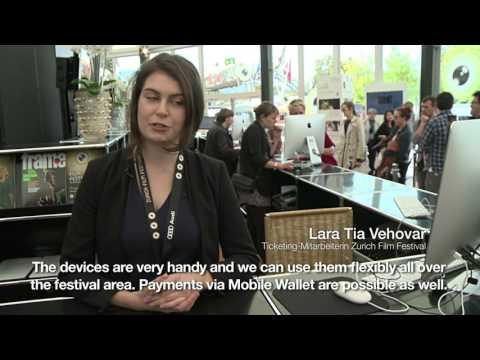 CCV Mobile @ Zurich Film Festival