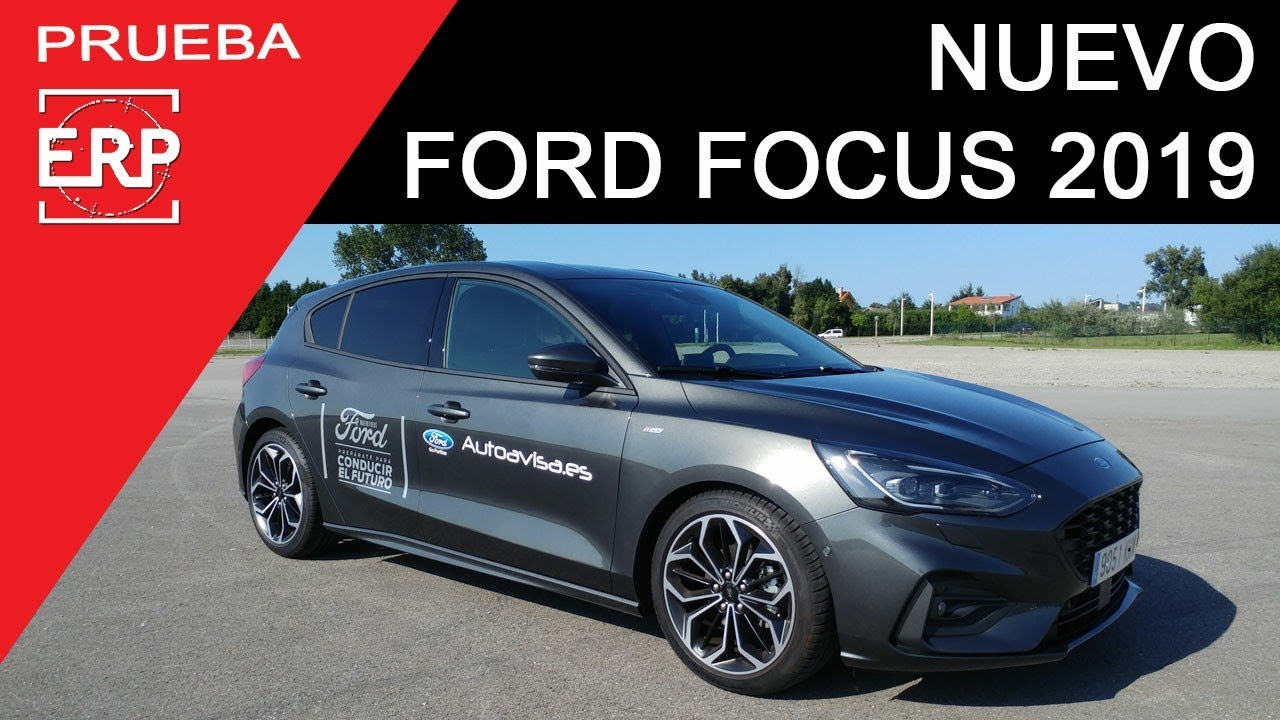 Nuevo Ford Focus 2019 St Line Prueba Test Review En Espanol