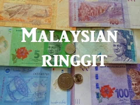 Malaysia, Malaysian Money - Malaysian Ringgit