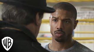Creed - Work Hard (Michael B. Jordan, Sylvester Stallone)