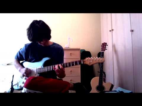 Metin2 - Enter The East (Guitar Cover) (New version in description!!)