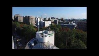 中央工学校OSAKA周辺環境