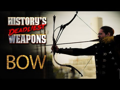 History's Deadliest Weapons - The Composite Bow | Man At Arms: Art of War