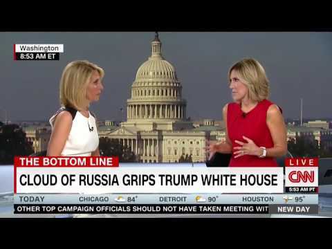 Dana Bash on Special Counsel Investigation  'Walls are Closing In' on White House