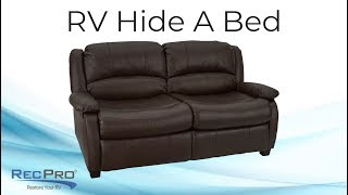 RV Hide A Bed