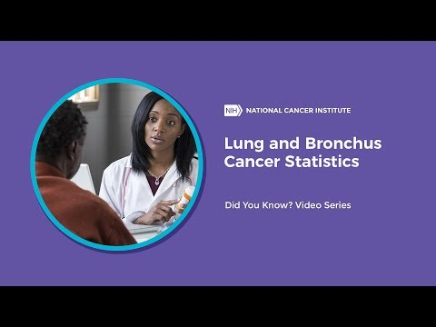 Lung And Bronchus Cancer Statistics | Did You Know?