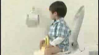 Japanese Toilet Training 2