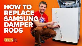 Samsung Washing Machine  Suspension Rod  WA456DRHDWR WA406DJHDWR WA455DRHD,6500N