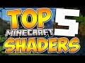 Top 5 Minecraft Shader Packs   Minecraft 1.10 Best Shader Packs [2016]