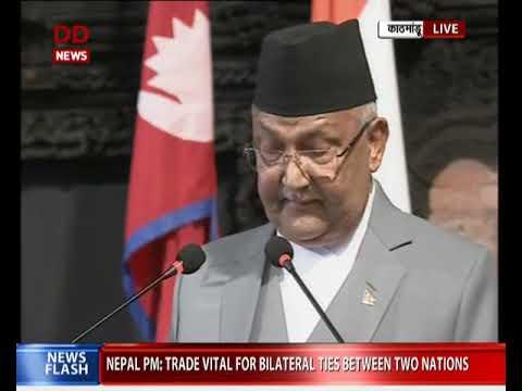 PM Modi, Nepal PM Oli speak at joint press statement in Kathmandu