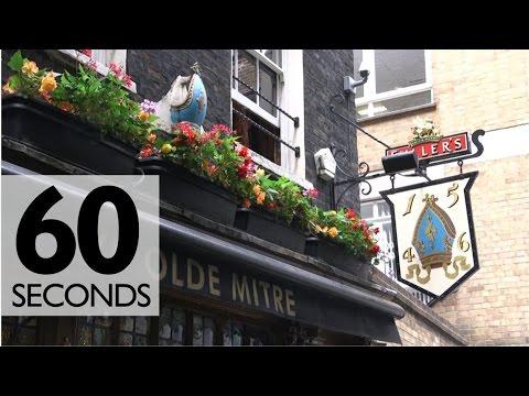 The London Pub That's In Cambridgeshire