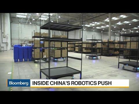 Geek Plus Robotics CEO on Expansion Plans,...