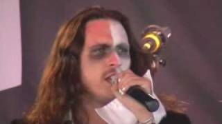 "Voodoo Six ""Walking on nails"" Live Download festival 2008"