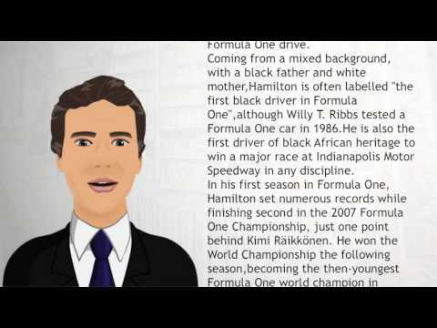 Lewis Hamilton - Wiki Videos