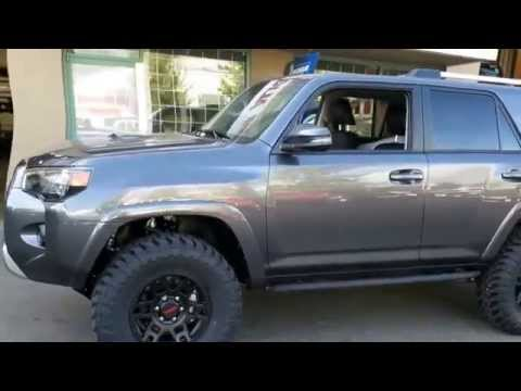 Icon Stage 5 Lift Kit 2014 Toyota 4 Runner w KDSS at Dales Auto Service  Langley