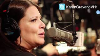 KAREN GRAVANO SPEAKS ON HER FATHERS INVOLVEMENT IN HER ARREST & SAYS DRITA IS A GREEN SCREEN GANGSTA