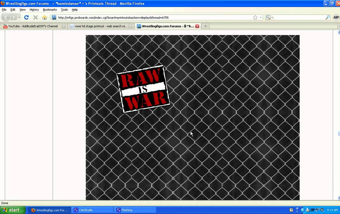 additudes tutorials how to get wwe hd stage printouts - Picture Printouts