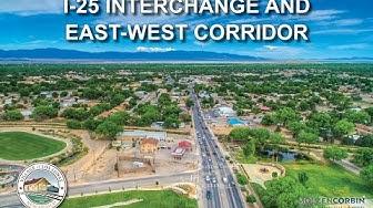 Los Lunas I-25 Interchange East-West Corridor