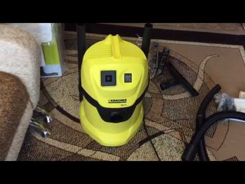 Самый лучший пылесос для строителя
