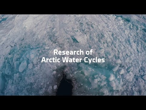 Research of Arctic Water Cycles