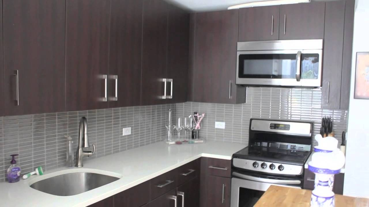 new york city studio apartment tour the kitchen covering the