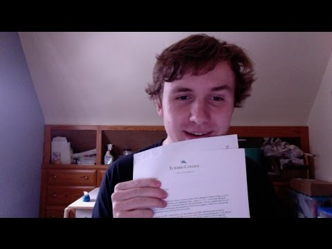 Eckerd College Admissions Decision Reaction - Applying to Colleges #10