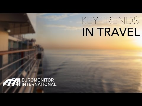 Key Trends in Travel