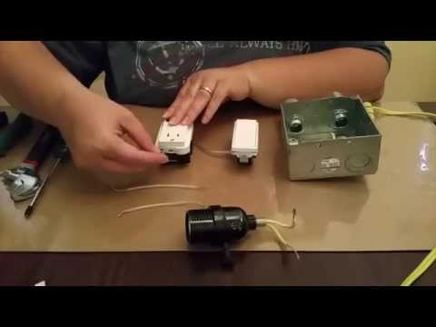 Diy Desktop Lamp With Usb Chargers Youtube