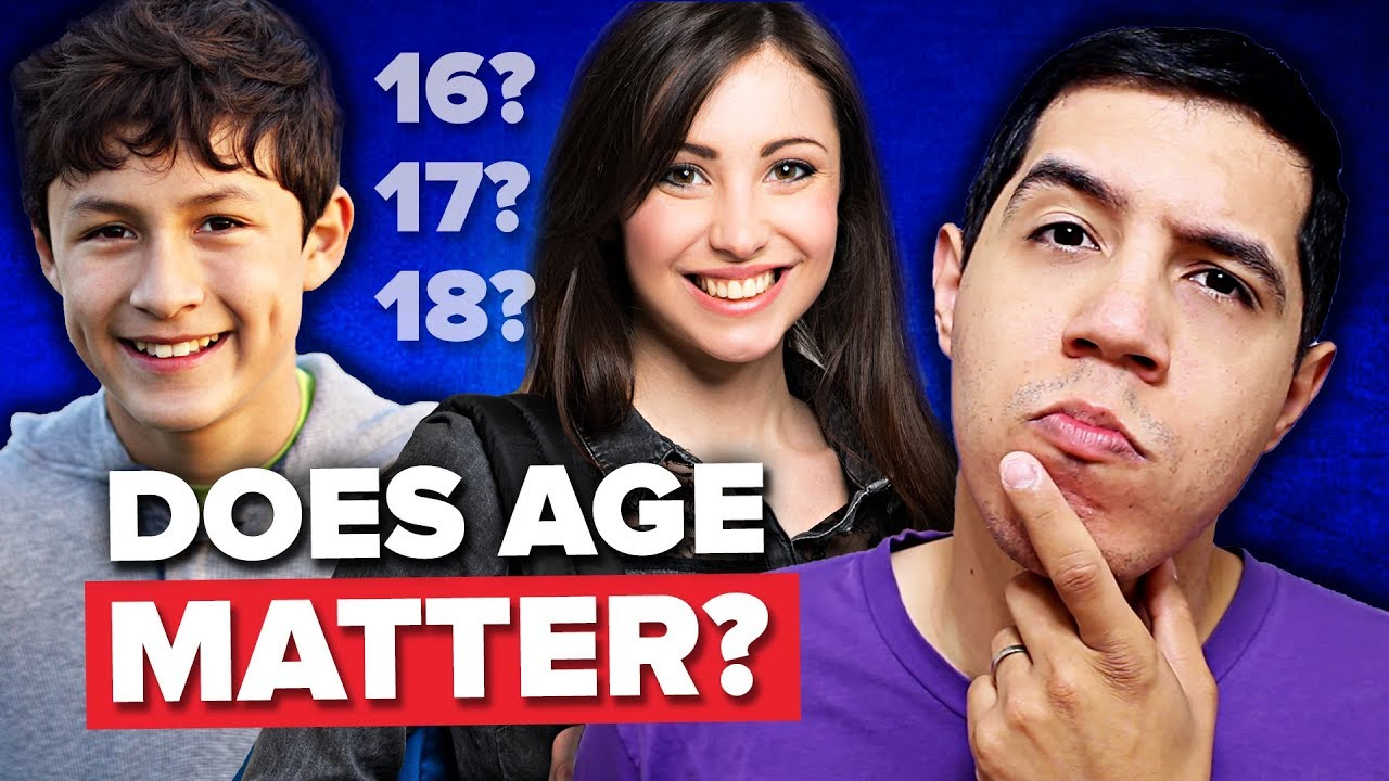 Dating a person older than you
