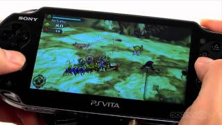 Army Corps of Hell Gameplay Video (Vita)