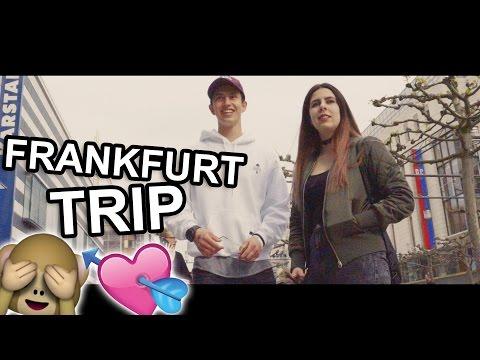 SPONTANER FRANKFURT TRIP !!