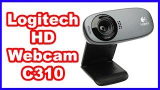 Обзор веб-камеры Logitech HD Webcam C310