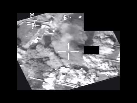 Australian Defence Force Launches Airstrikes in Iraq Part 1