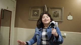 SKIN CARE my first video | MERANDA OSTERTAG
