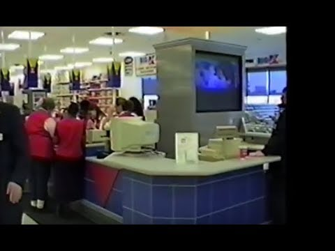 Kmart 9348 Norridge, IL Grand Opening 1998 - PEAK KMART!! Floyd Hall Era