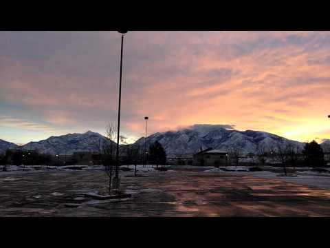 Good Morning from Lifetime Fitness South Jordan, Utah